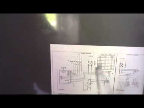 how to change fan speeds on rheem rhll air handler
