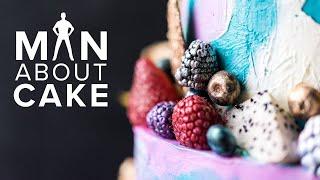 Smoothie Bowl Cake | Man About Cake