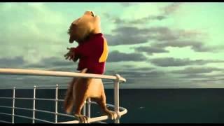 Alvin E Os Esquilos 3 Naufragos Trailer 1 Dublado