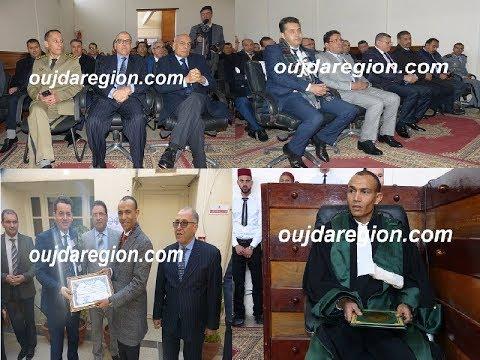 صوت وصورة…تنصيب الأستاذ ميدة على رأس ابتدائية تاوريرت بحضور الأستاذ الأعزاني عضو المجلس الأعلى