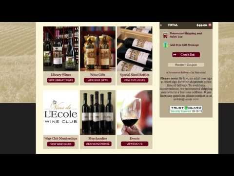 Wine Club Software - Running a Wine Club has Never Been so Easy