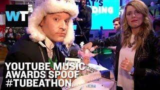 YTMA Grace Helbig & Ethan Newberry Parody | #Tubeathon