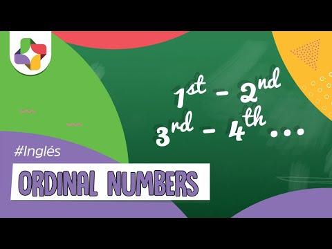 Cardinal numbers - Inglés - Educatina