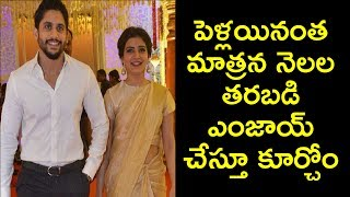 Samantha Reveals Her Dreams with Naga Chaitanya After Marriage