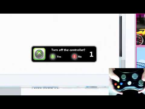 Turn Off Xbox 360 Controller For Windows