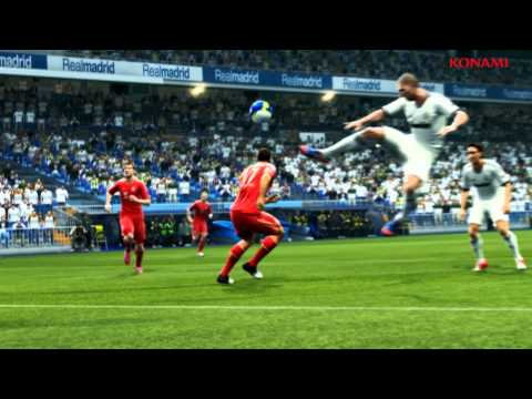 Pro Evolution Soccer 2013 - Trailer [HD]