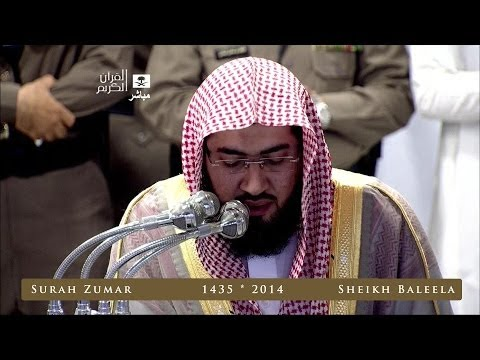 Recitation | End of Surah Zumar by Sheikh Baleela
