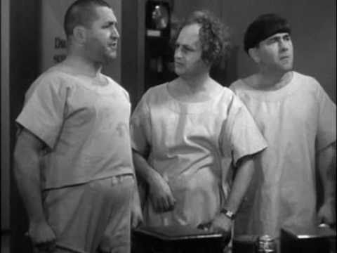 The Three Stooges episode 3 (Men In Black) 1934 full video