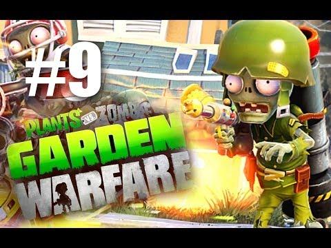 Они хотят мозги 9 plants vs zombies garden warfare hd