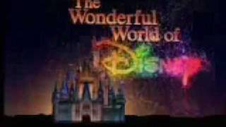 Wonderful World Of Disney Custom Intro For 2008