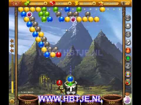 Bubble Epic level 17