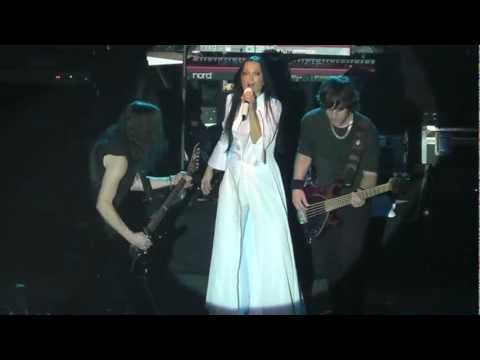 (LIVE) Tarja - Until My Last Breath @ Bratislava MMC 20.01.2012