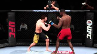 THE FINAL FIGHT! - EA SPORTS UFC - The Ultimate Fighter #35 (Career Mode)