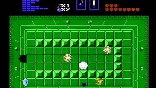 The Legend Of Zelda NES SPEED RUN (34:36)