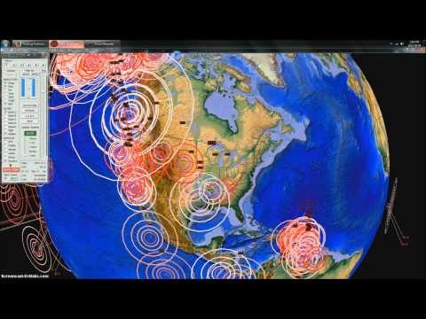 9/4/2013 -- Global Earthquake Overview -- Major unrest over past week