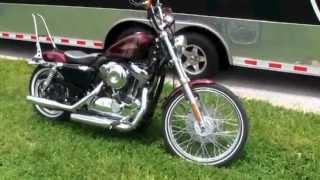 2012 Harley-Davidson Sportster 72 XL 1200V For Sale Tampa
