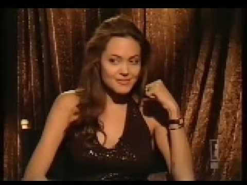 Angelina Jolie~Alexander*E!Interview!