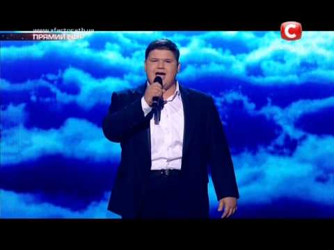 Х-фактор 4.Александр Порядинский [02.11.13] /The X Factor (Ukraine). Season 4. Alexander Poryadinsky
