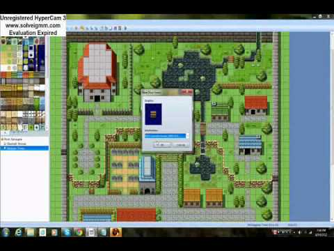 RPG MAKER VX ACE TUTORIAL PART 2 (Custom music and events ...