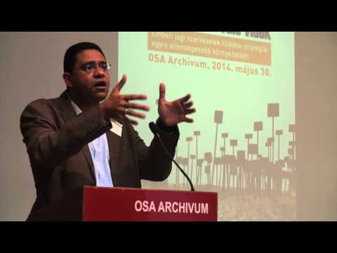 Amr Abdel Rahman: Egypt - Human rights in armed conflict and violence by the state