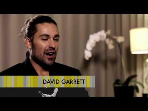 David garrett thunderstruck official video
