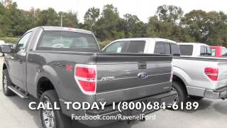 2013 FORD F150 STX 4X4 Review Truck Videos * 3.7L V6 * $98