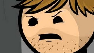 Dick Tucker – Cyanide & Happiness Shorts