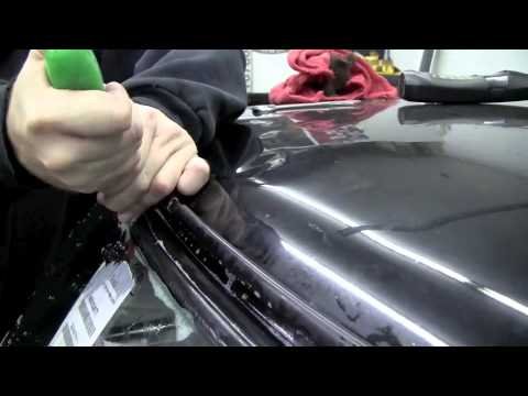 how to change windshield wiper blades on range rover sport