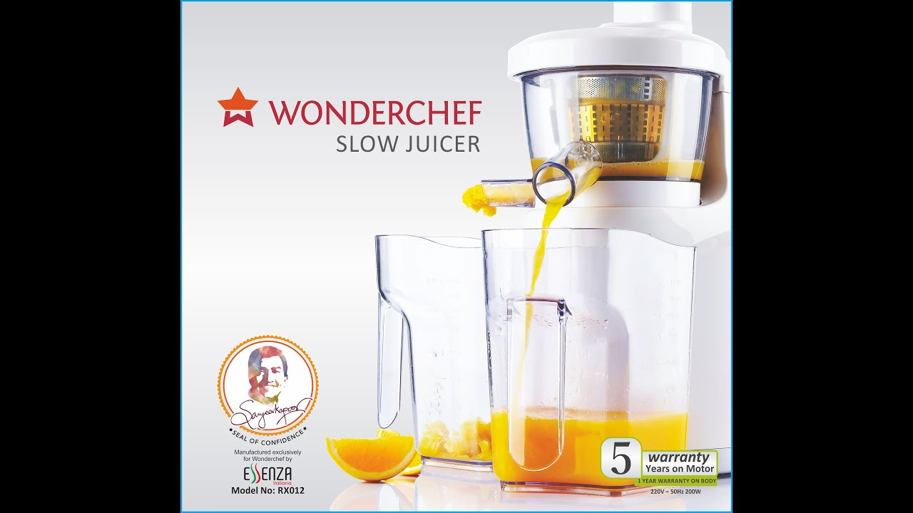 Slow Juicer No Fiber : maxresdefault.jpg