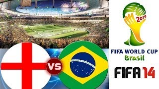[TTB] FIFA 2014 World Cup Brazil England Vs Brazil