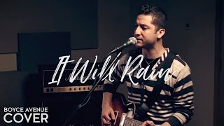 Bruno Mars It Will Rain (Boyce Avenue Cover) On ITunes