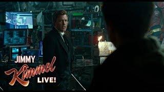 Ben Affleck Reveals Why He Played Batman