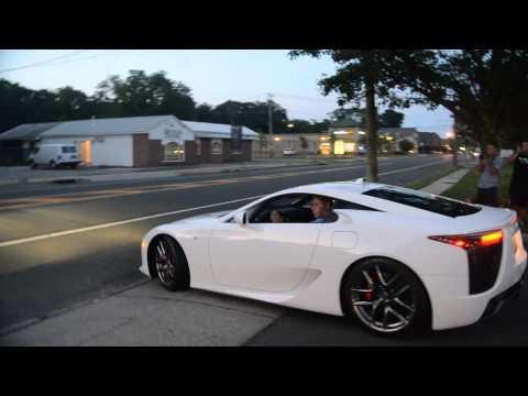 Hình ảnh trong video LFA Driving