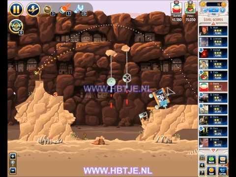 Angry Birds Star Wars Tournament Level 4 Week 34 (tournament 4) facebook
