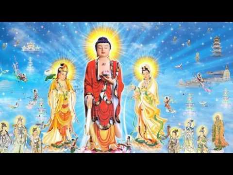 Nhạc Niệm Phật 4 Chữ (A Di Đà Phật) (Thực Hiện: Đạo Tràng Phước Ngọc) (Rất Hay)