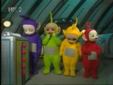 Teletubbies epizoda 1