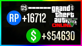 "GTA 5 Online Top Five Best Ways To ""Make Money"" Fast"