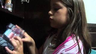 Menina De 8 Anos Ensina Maquiagem Passo A Passo
