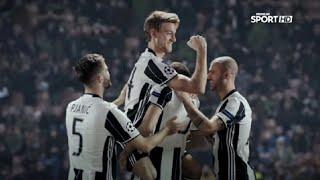 Juventus e Mediaset Premium in campo