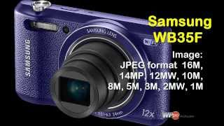 Samsung WB35F Smart Camera Digital: Specs, Pics, Reviews