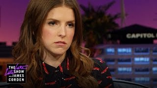 Anna Kendrick Hates Her Resting Bitch Face