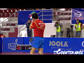 Qatar Open: Ma Long-Xu Xin