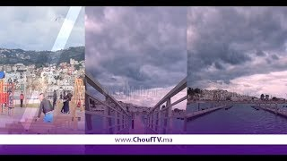 بالفيديو..في قلب الميناء الذي أشرف على تدشينه الملك محمد السادس بطنجة..شوفو جمال المنظر   |   بــووز