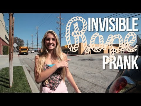 Invisible Rope Prank -wIcS2WZiO6Q