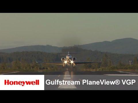 Honeywell Primus Epic® Gulfstream PlaneView® VGP (English subtitles)