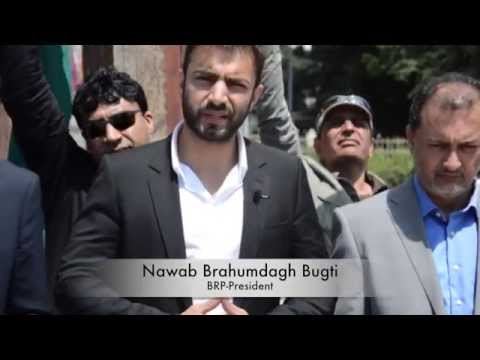 We are One   Nawab Brahumdagh Baloch