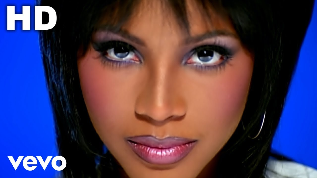 Toni Braxton - You're Makin' Me HIgh
