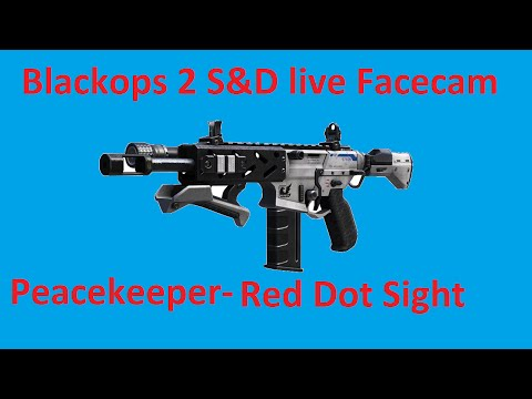 I suck at S&D.... Oh wait nevermind | Blackops 2 S&D w/ facecam