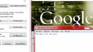 Como Personalizar Tu Internet Explorer Sin Descargar