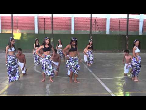 Dança Carimbó - Banda Calypso (Colégio Estadual - 901_2013)